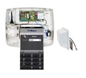 manutenzione e installazione sistemi allarme tecno alarm in sardegna Tecno security