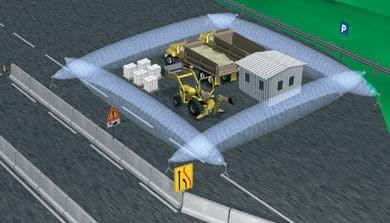 protezioni mobili cantieri stradali tecno security sardegna oristano