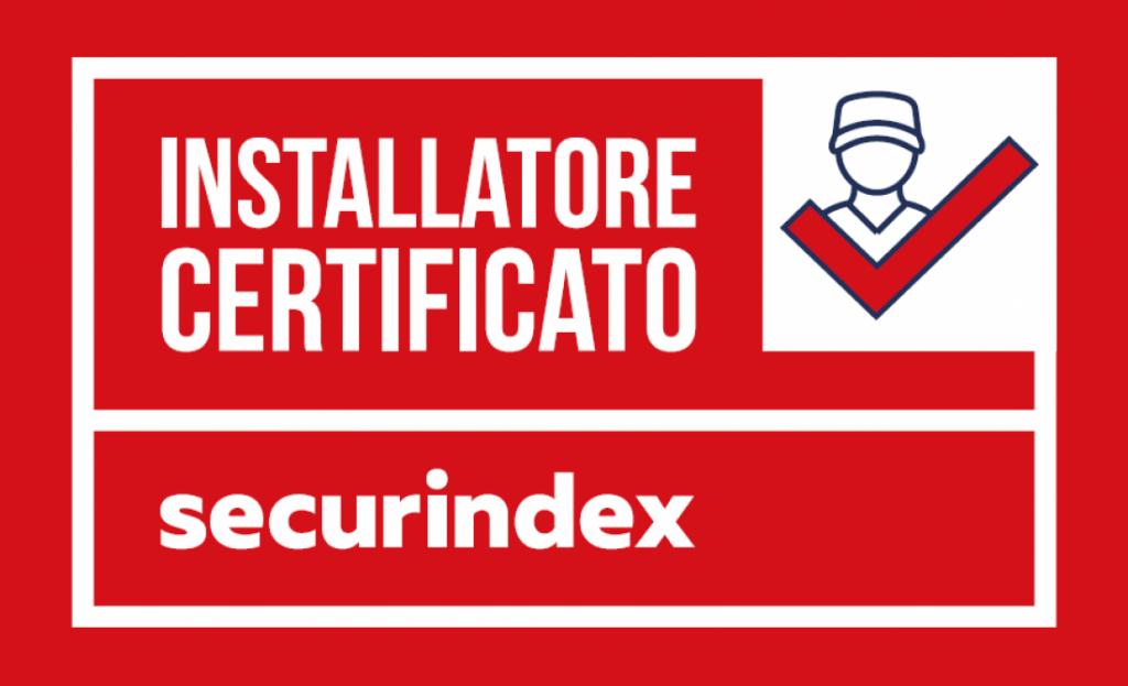 installatore certificato sistemi di sicurezza securindex sardegna oristano tecno security