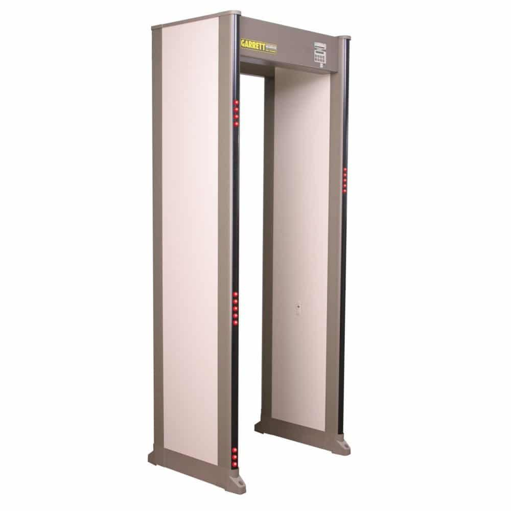 fornitura e installazione sistemi metal detector oristano Tecno Secuity