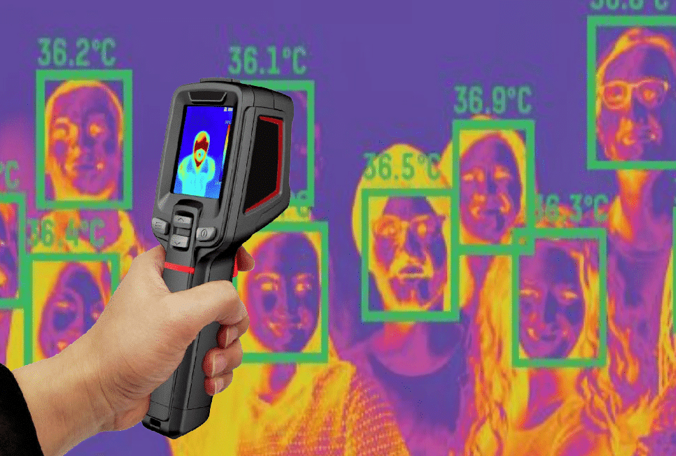 scanner portatili termocamera covid tecno security prevenzione temperatura termocamera covid tecno security oristano installazione vendita termocanere termo camere videosorveglianza termica fase 2
