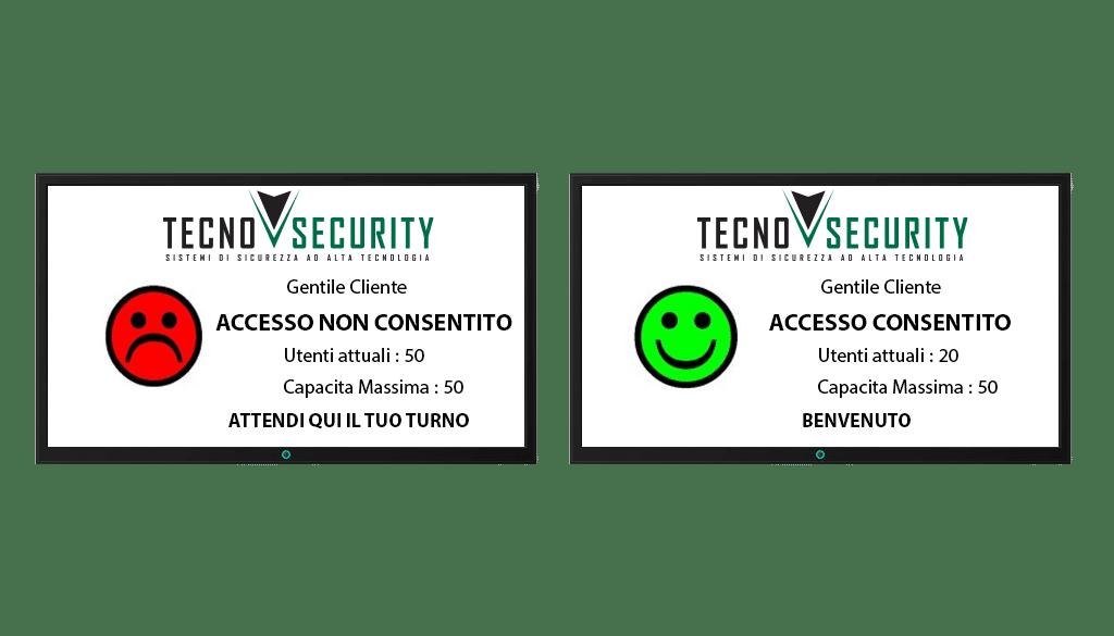 Controllo Accessi e Contapersone – Fase 2